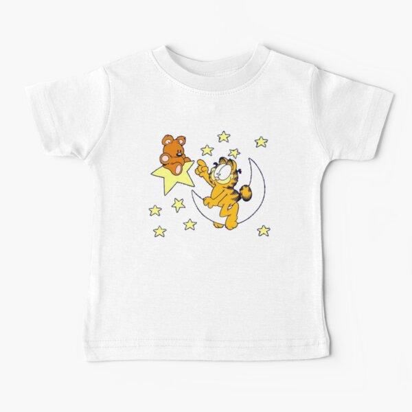 Garfield and Bear Baby T-Shirt