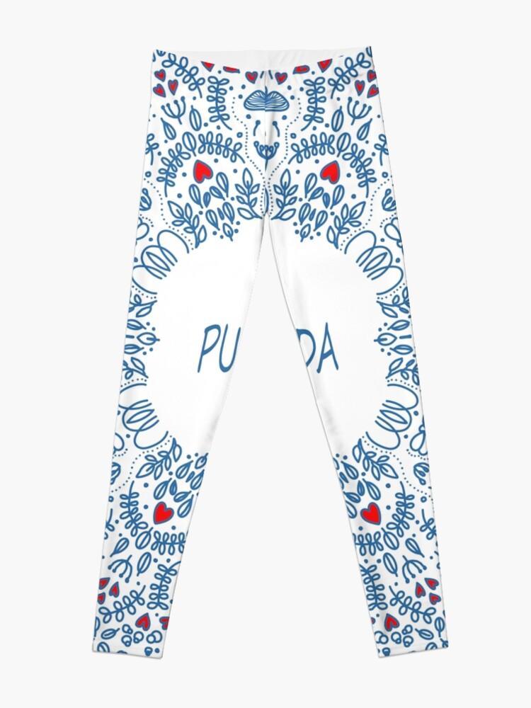Alternate view of PURA VIDA LOVE Leggings