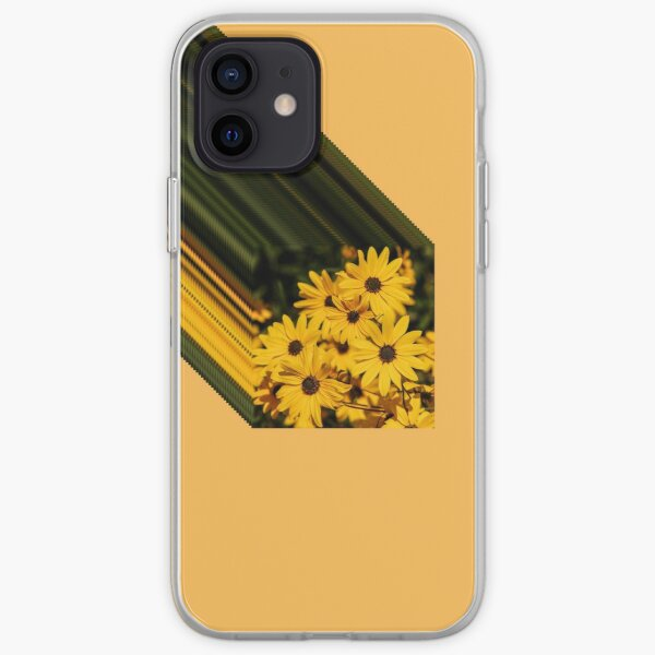 Shooting Flower iPhone Soft Case