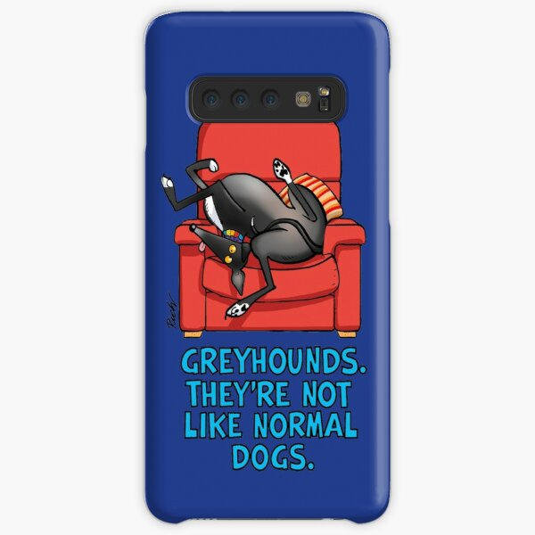 They're not like normal dogs Samsung Galaxy Snap Case