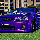 Purple VE Commodore by Ferenghi
