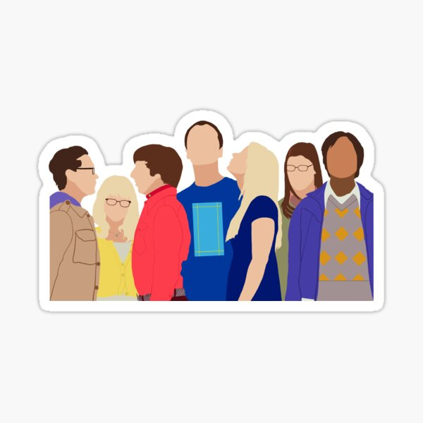 The Gang Sticker