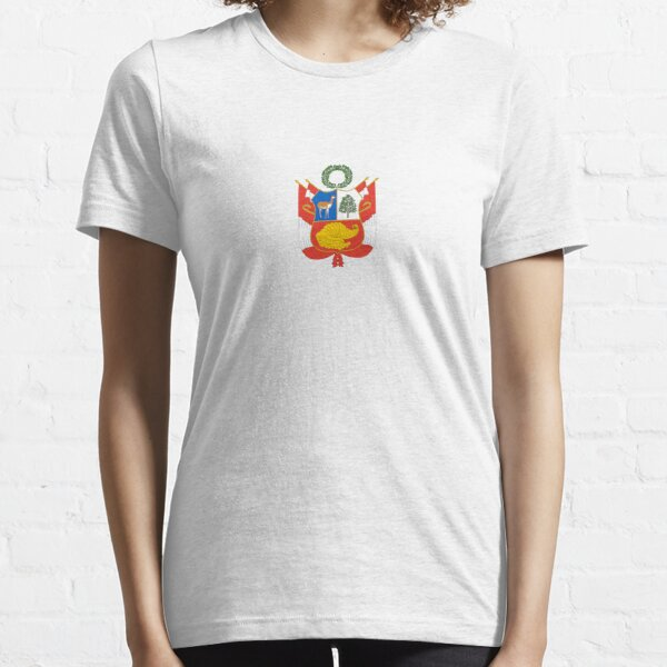 National Coat of Arms of Peru Essential T-Shirt