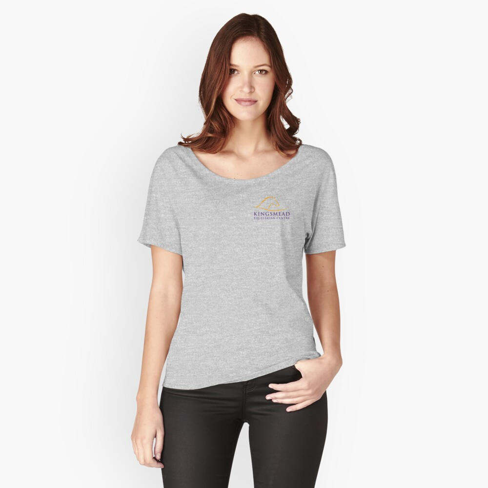 Kingsmead Equestrian Merchandise Relaxed Fit T-Shirt