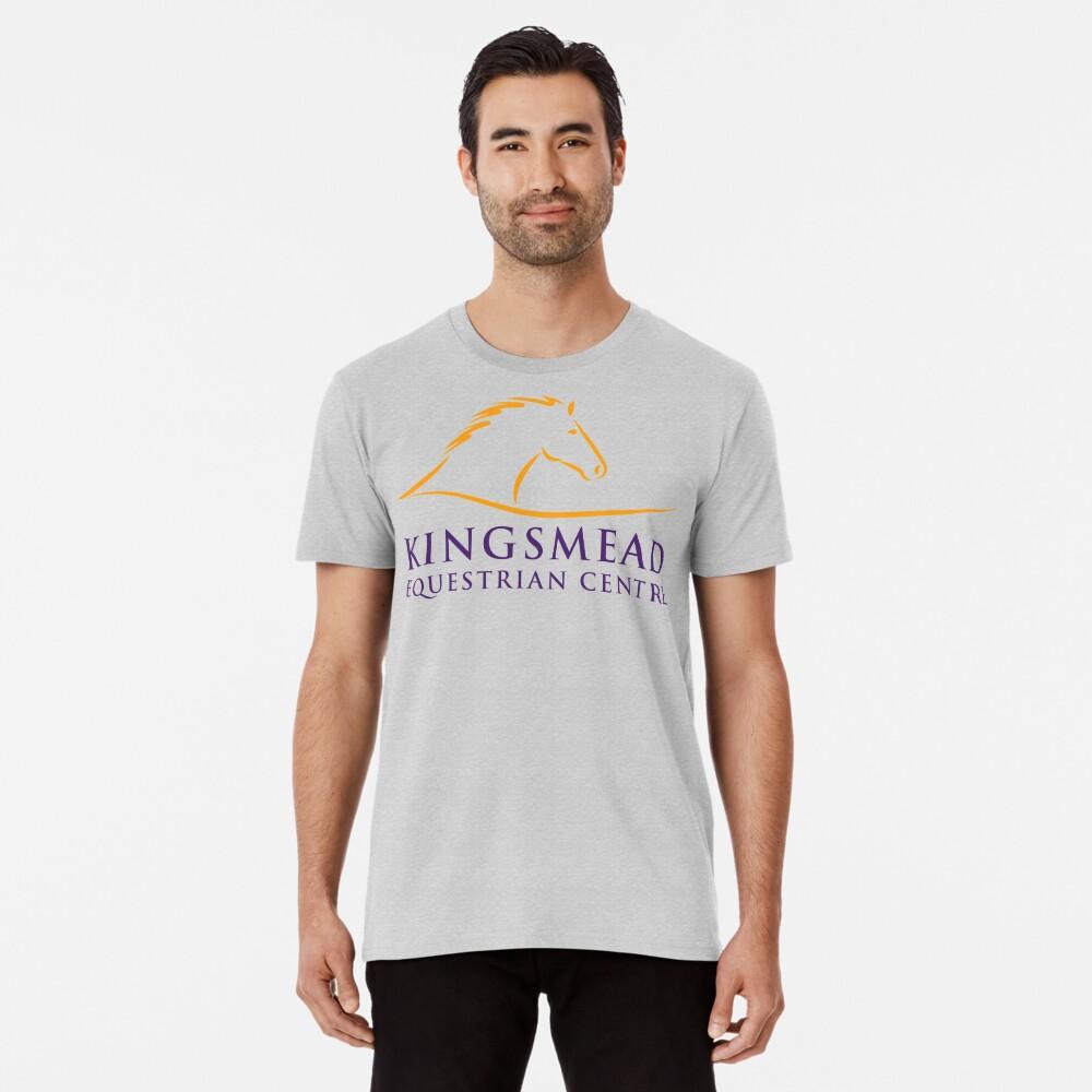 Kingsmead Equestrian Merchandise Premium T-Shirt