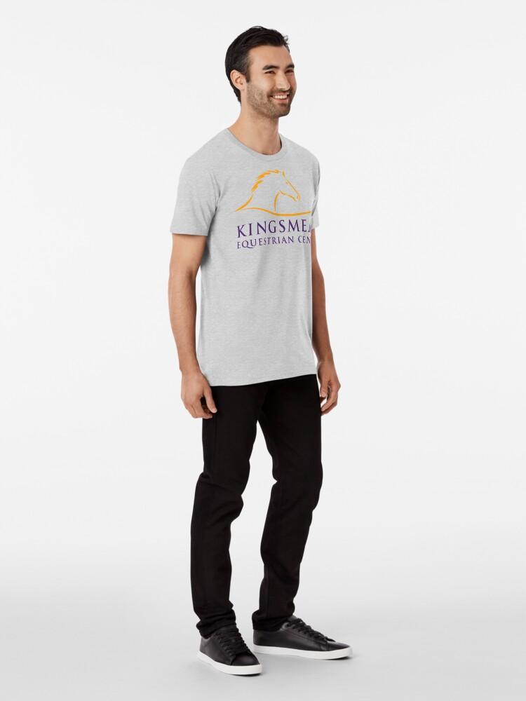 Alternate view of Kingsmead Equestrian Merchandise Premium T-Shirt