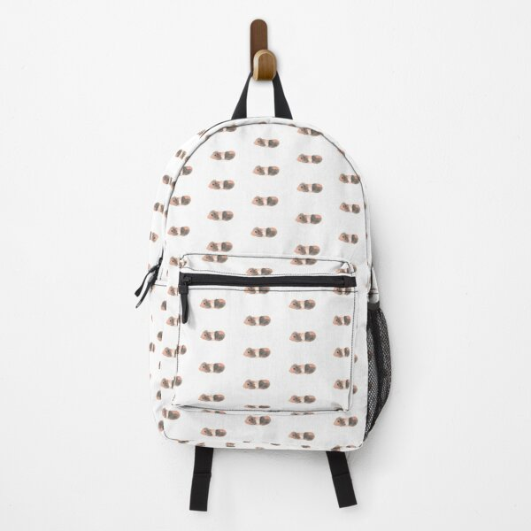 Watercolour Guinea Pig No.1 Backpack