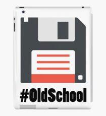 #OldSchool iPad Case/Skin