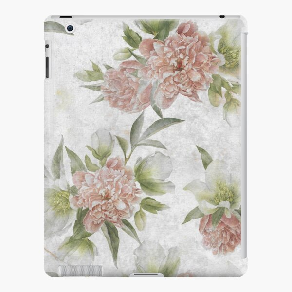 Vintage Flower iPad Snap Case