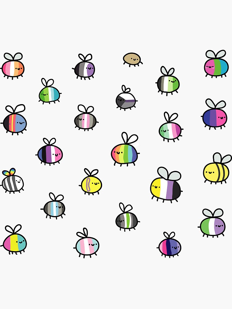 bees  by TeaBag114
