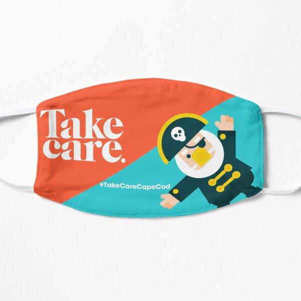 Take Care Pirate  Mask