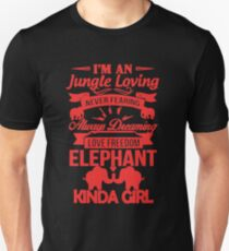 Elephant Lovers Unisex T-Shirt