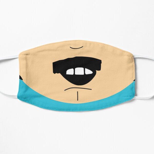 Mascarilla de pantano randy de South Park Mascarilla plana