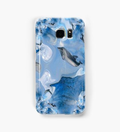 BE YOUR AUTHENTIC SELF Samsung Galaxy Case/Skin