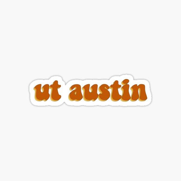 UT Austin Sticker
