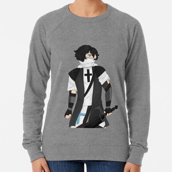 Zane Minecraft Diaries Lightweight Sweatshirt