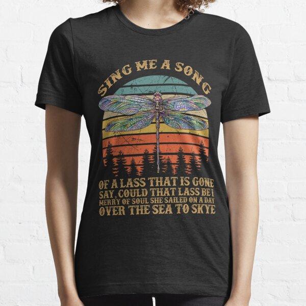 Thème Outlander Sing Me A Song Stone Dragonfly Vintage T-shirt essentiel