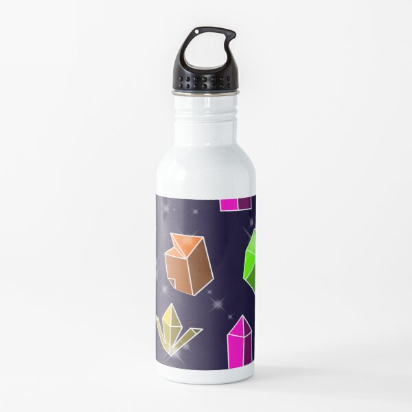 crystals Water Bottle