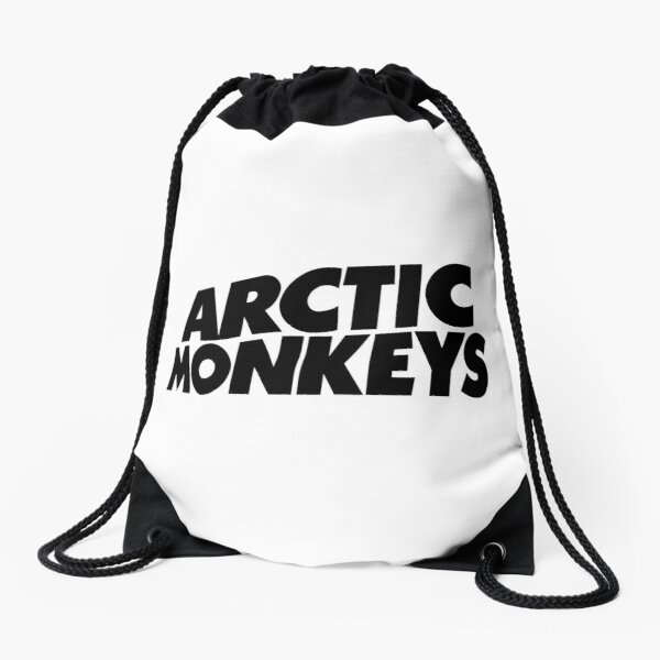 Arctic Drawstring Bag