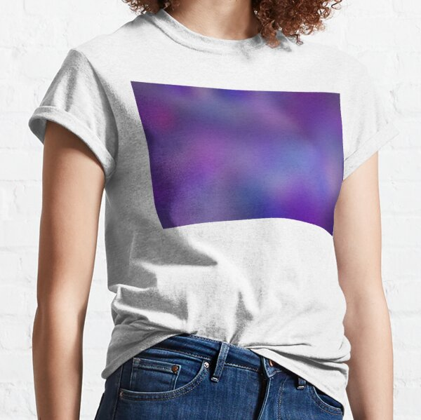 purple dream cloud Classic T-Shirt