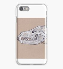 .Canis Lupus. iPhone Case/Skin