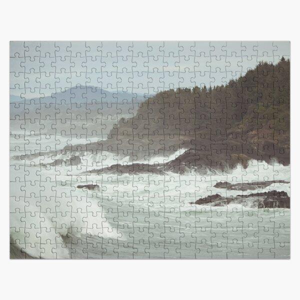 Crashing Waves Jigsaw Puzzle