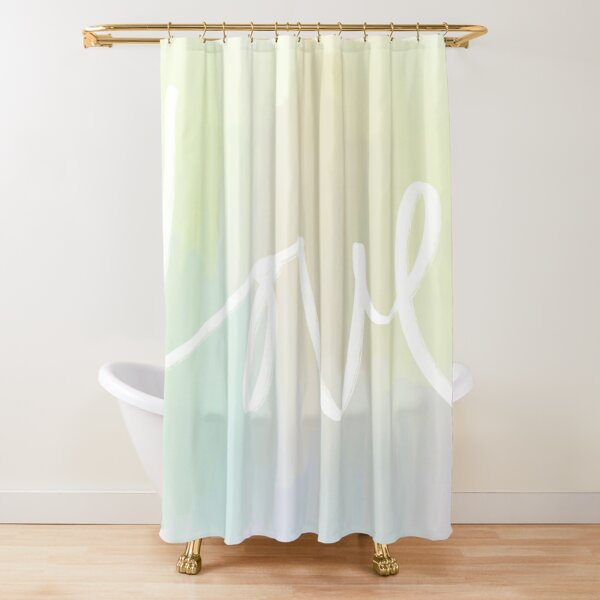 What's your favorite colour Shower Curtain