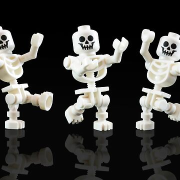 Dancing Skeletons by Addison