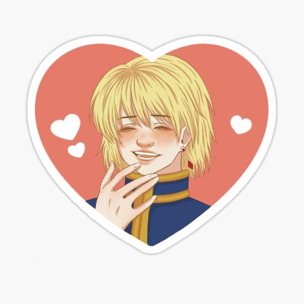 Happy Kura heart Sticker Sticker