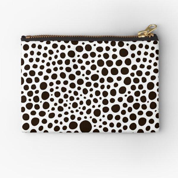 Dalmatian spots  Zipper Pouch