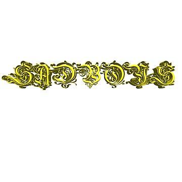 SADBOYS 3D GOLD by SquincyJones
