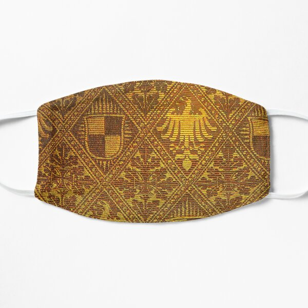 Prussia.. Hohenzollern Tapestry Design  Flat Mask