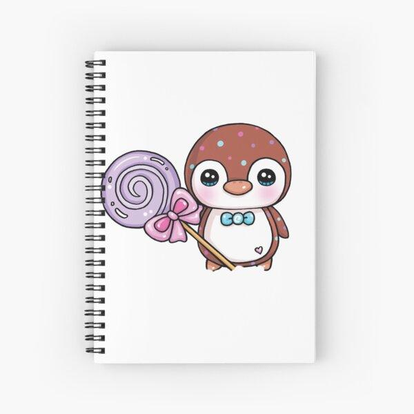 moriah elizabeth drawing funny Spiral Notebook