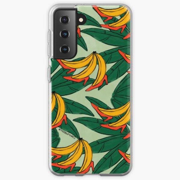 Banana In Heels Samsung Galaxy Soft Case