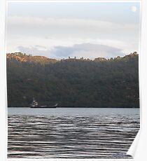 Loch Ness, Scotland Poster