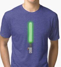 Star Wars - Luke's Light 'Saver' Tri-blend T-Shirt