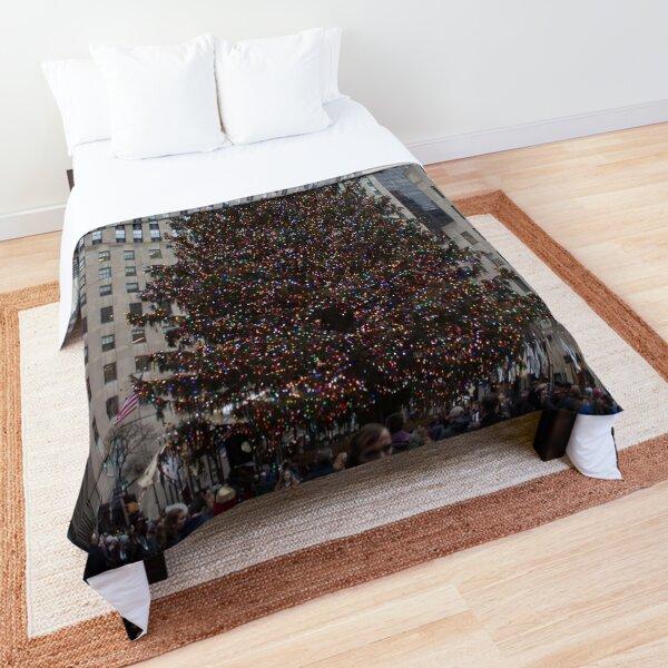 O Christmas Tree Comforter
