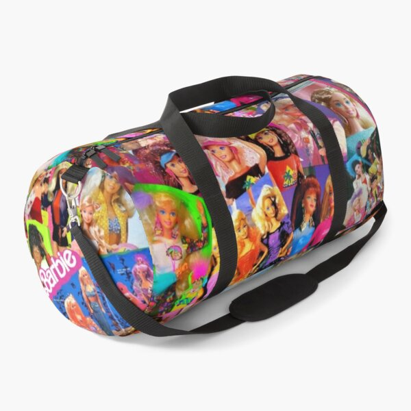 80's barbie Duffle Bag