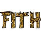 «FITH Wooden Logo» de FITH