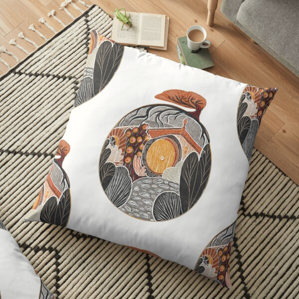 The Shire Floor Pillow