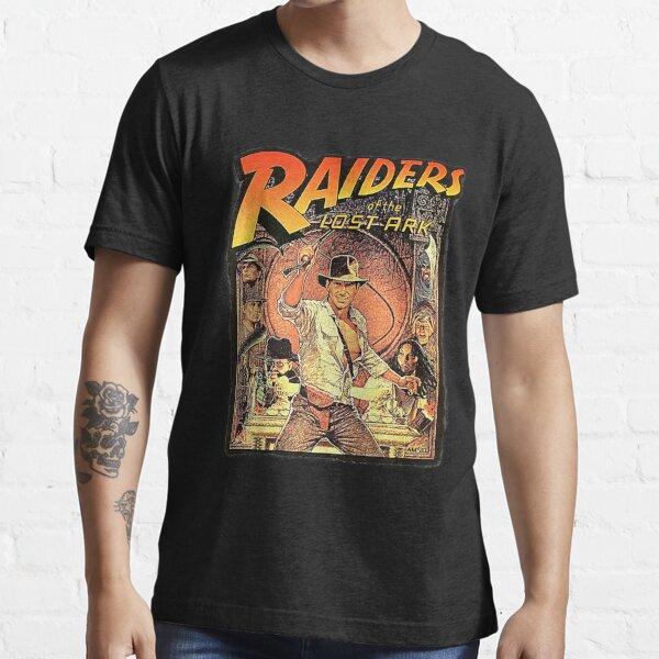 Indiana Jones Raiders of the Lost Ark T-Shirt Essential T-Shirt