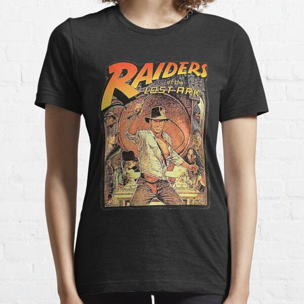 Indiana Jones Raiders of the Lost Ark T-Shirt Essential T-Shirt