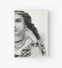 Africa - 1870 Hardcover Journal