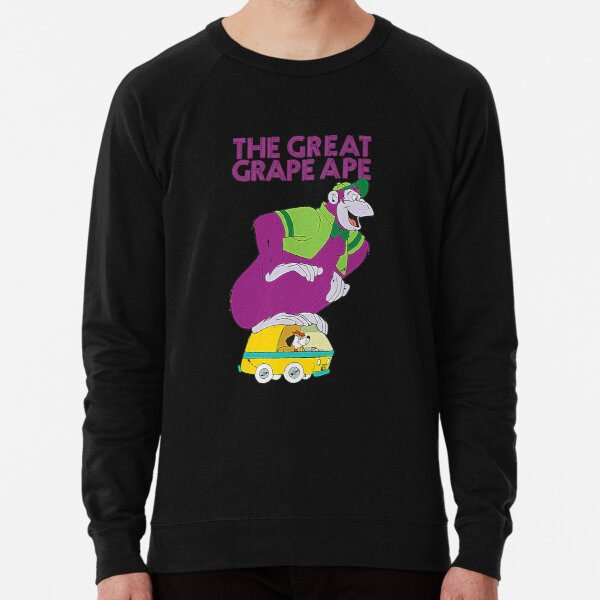 Das Great Grape Ape T-Shirt Leichter Pullover