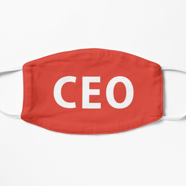 Startup CEO  Mask