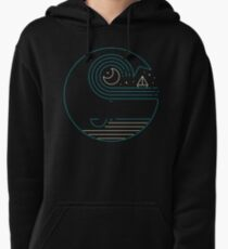 Moonlight Companions Pullover Hoodie