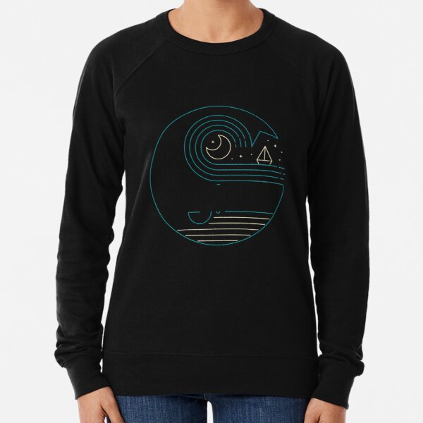 Moonlight Companions Lightweight Sweatshirt