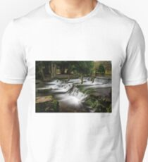 Kearsney Abbey Waterfall T-Shirt