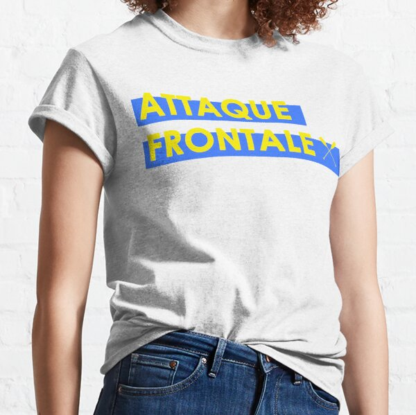 Frontal attack Classic T-Shirt