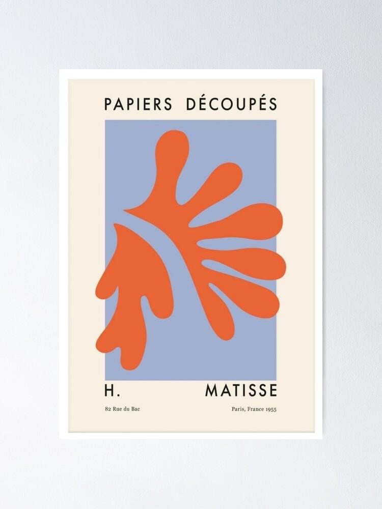 Alternate view of matisse Poster
